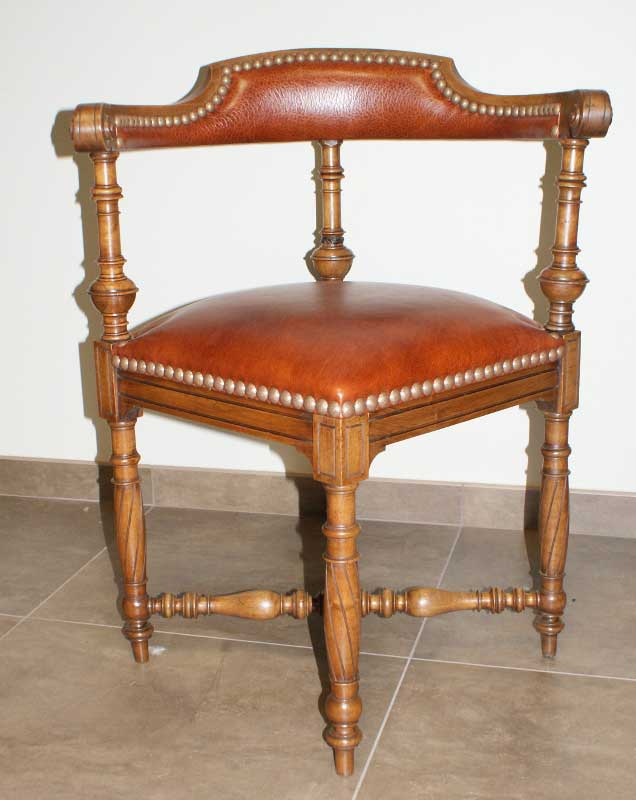 fauteuil d'angle 09